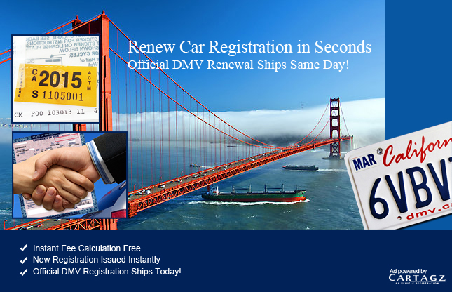 Register CAR Online Here