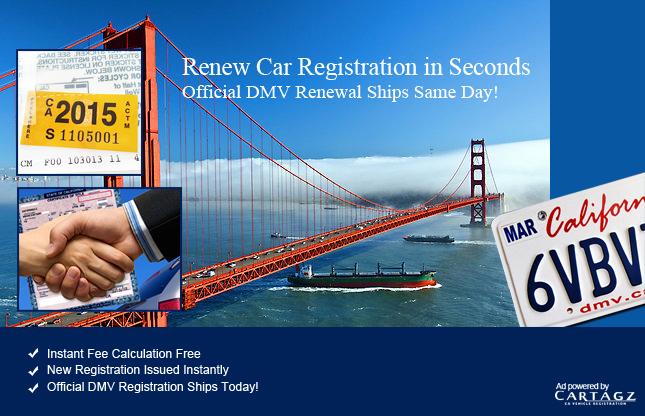 Register CAR OnlineHere